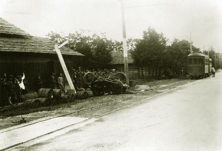 路面電車の交通事故