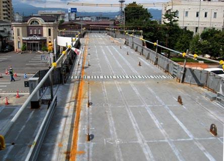 ペデ歩道橋