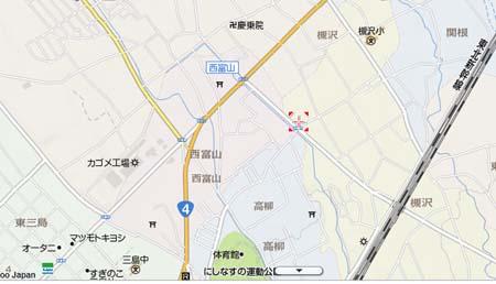 津室川マップ